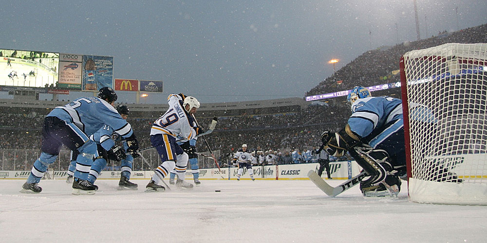 National Hockey League To Add More Outdoor Games To 2013 2014